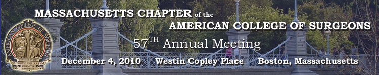 2010 Annual Meeting Banner