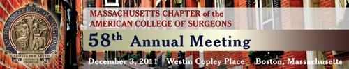 2011 Annual Meeting Banner